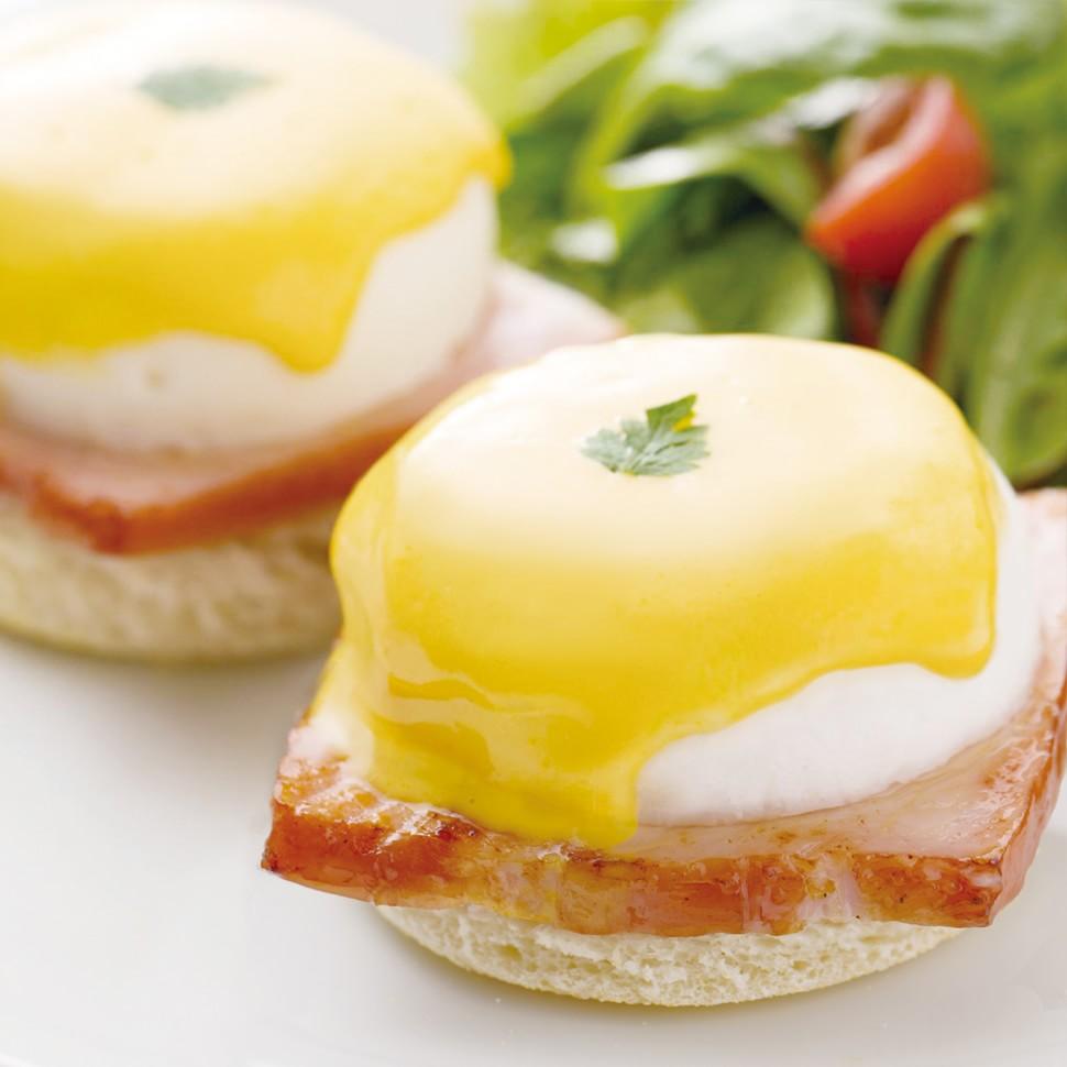 Egg Benedict エッグベネディクト