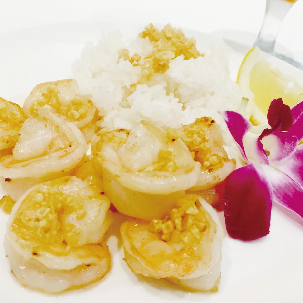 Garlic Shrimp ガーリックシュリンプ